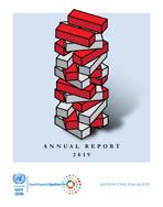 ESCWA Annual Report 2019 cover