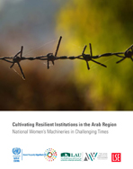 Cultivating Resilient Institutions in the Arab Region: National Women's Machineries in Challenging Times cover