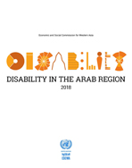 Disability in the Arab Region 2018 cover