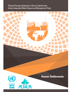 Climate Change Adaptation in Human Settlements Using Integrated Water Resources Management Tools cover
