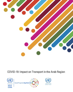 COVID-19: Impact on Transport in the Arab Region cover
