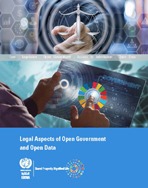 Legal aspects of open government and open data cover