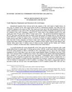 Social Development Bulletin on Migration and Youth cover