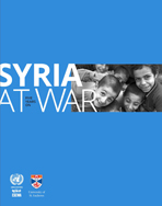 Syria at war: Five years on cover