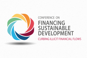 International Conference on 'Financing Sustainable Development small logo
