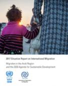 2017 Situation Report on International Migration: Migration in the Arab Region and the 2030 Agenda for Sustainable Development cover