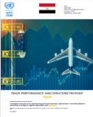 Trade performance and structure profiles: Egypt cover