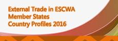 External Trade in ESCWA Member States – Country Profiles logo