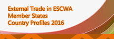 External Trade in ESCWA Member States 2016 – Country Profiles logo