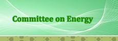 Committee on Energy logo