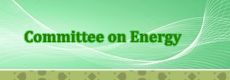 Committee on Energy logo