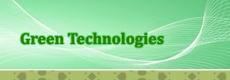 Green Technologies logo
