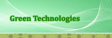 Green Technologies logo