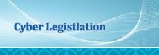 Cyber legislation linked logo