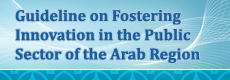 Guideline on Fostering Innovation in the Public Sector of the Arab Region logo