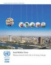 Arab Middle Class: Measurement and role in driving change