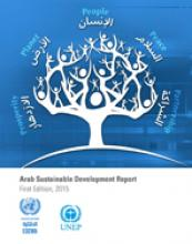 Arab Sustainable Development Report, 2015 cover