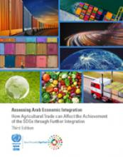 Assessing Arab Economic Integration: How Agricultural Trade can Affect the Achievement of the SDGs through Further Integration Third Edition cover