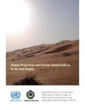 Climate Projections and Extreme Climate Indices for the Arab Region cover