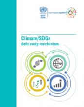 Climate/SDGs Debt Swap Mechanism cover