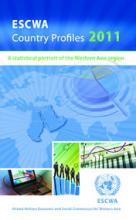 الملامح القطرية لبلدان الإسكوا، 2011 غلاف (بالإنكليزية)