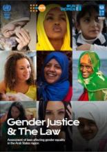 Gender Justice & The Law: Assessment of laws affecting gender equality in the Arab States region