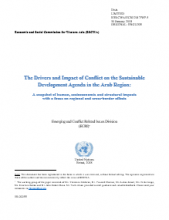 The Drivers and Impact of Conflict on the Sustainable Development Agenda in the Arab Region cover