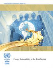Energy Vulnerability in the Arab Region cover