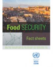 Country fact sheets on food security in the Arab region cover