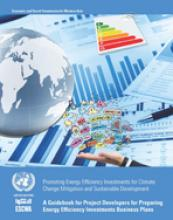 Guidebook for Project Developers for Preparing Energy Efficiency Investments Business Plans cover