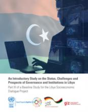 An Introductory Study on the Status, Challenges and Prospects of Governance and Institutions in Libya cover