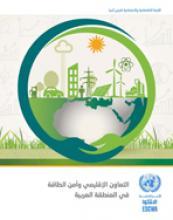 التعاون الإقليمي وأمن الطاقة في المنطقة العربية غلاف
