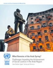 What Remains of the Arab Spring? Challenges Impeding the Achievement of Social Justice in the Arab Region cover