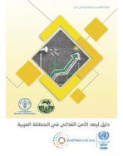 دليل لرصد الأمن الغذائي في المنطقة العربية غلاف