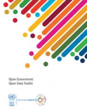 Open Government Open Data Toolkit cover