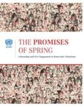 Promises of Spring: Citizenship and Civic Engagement in Democratic Transitions cover