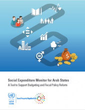 Social Expenditure Monitor for the Arab States: A Tool to Support Budgeting and Fiscal Policy Reform