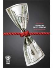 وضع تمويل التنمية في المنطقة العربية: موجز غلاف (بالإنكليزية)
