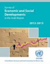 Survey of Economic and Social Developments in the Arab Region 2012-2013