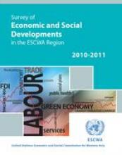 Survey of Economic and Social Developments in the ESCWA Region, 2010-2011 cover