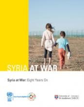 Syria at War: Eight Years On cover