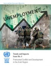 Protracted Conflict and Development in the Arab Region: Trends and Impacts in Conflict Settings, Issue No. 4