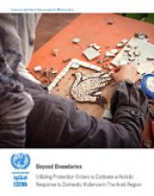 Beyond Boundaries: Utilizing Protection Orders to Cultivate a Holistic Response to Domestic Violence in The Arab Region cover