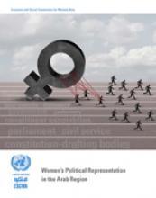 Women's Political Representation in the Arab Region cover