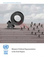 Women's Political Representation in the Arab Region cover