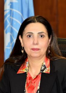 Ms. Rola Dashti photo