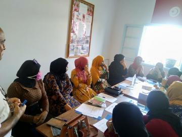 "Agricultural Development Group for Rural Women ""Al-Amal"""
