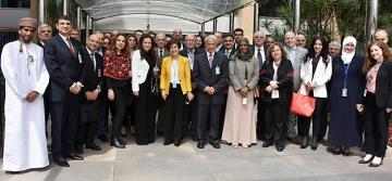 Group Photo of the EGM on Open Goverment