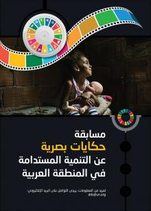 Visual arts competition on sustainable development  in the Arab region