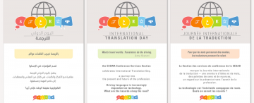 International Day of Translation - Banner
